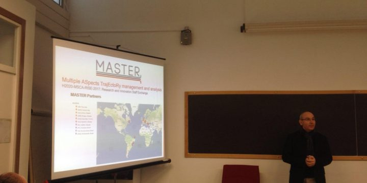 MASTER at the ECOMOBILITY Kick-Off Meeting