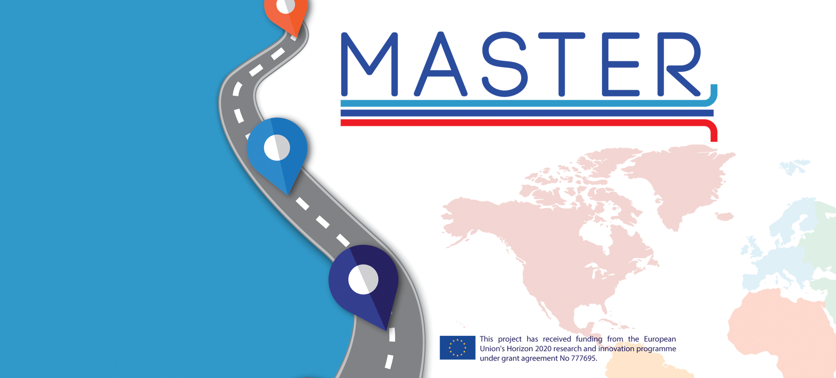 MASTER – Multiple ASpect TrajEctoRy management and analysis