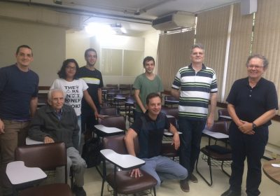 Secondment of Andrea Marin (UNIVE) at Pontificial Catholic University of Rio de Janeiro