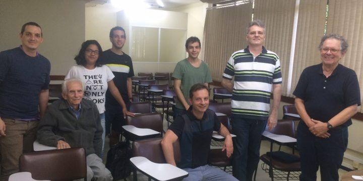 Secondment of Andrea Marin (UNIVE) at Pontificial Catholic University of Rio de Janeiro