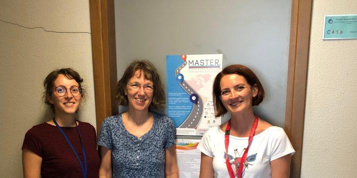 Prof. Bettina Berendt visiting CNR in Pisa