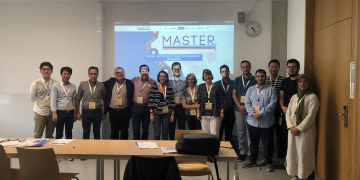 First MASTER Workshop in Wurzburg!