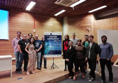 First MASTER PRINT Workshop held at UFSC
