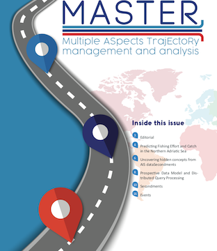 Fourth issue of the MASTER newsletter