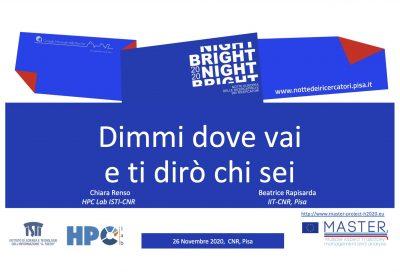 MASTER presentation at BRIGHT 2020
